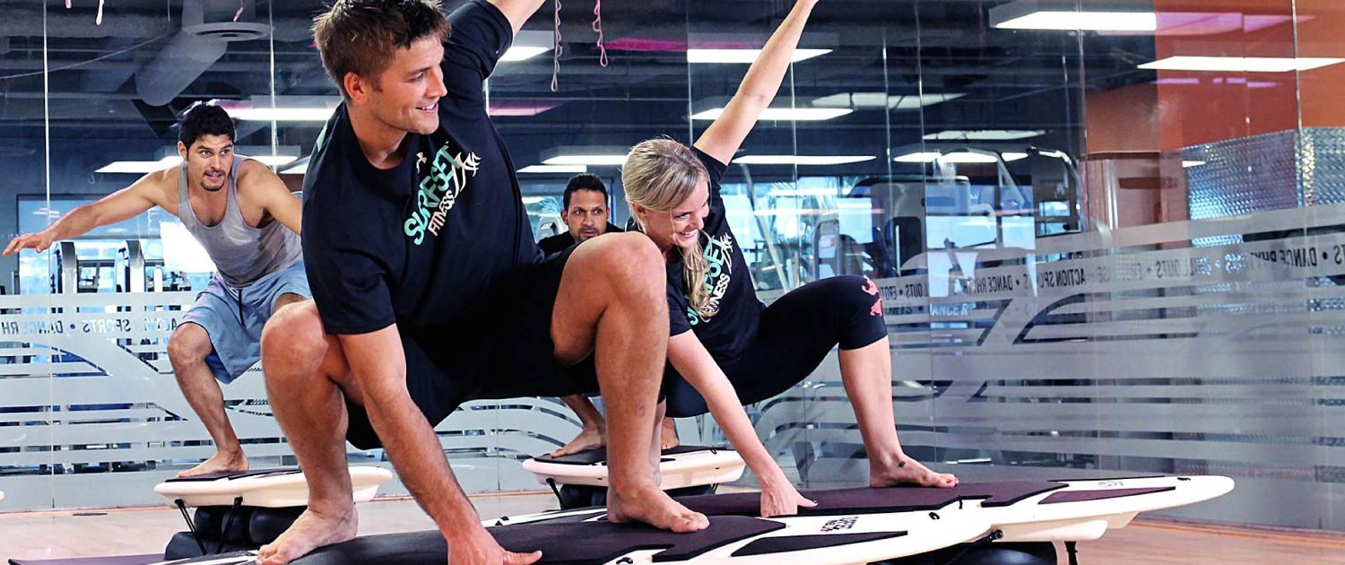 SURFSET Fitness Classes Singapore